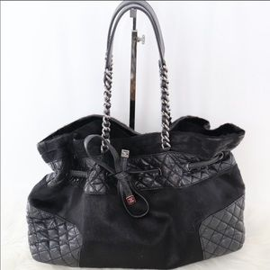 💎✨AUTHENTIC✨💎CHANEL CC Logo Chain Shoulder Bag